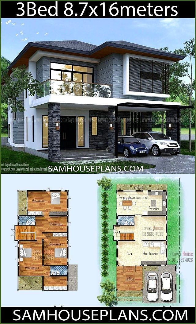 Pin By Wa Ode Mufriha On House Architecture Design Duplex House Design House Designs Exterior House Plan Gallery
