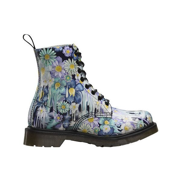 1000  ideas about Floral Combat Boots on Pinterest | Combat boots