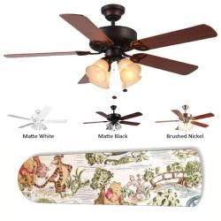 963 best winnie the pooh images on pinterest pooh bear disney new image concepts 4 light winnie the pooh ceiling fan mozeypictures Gallery