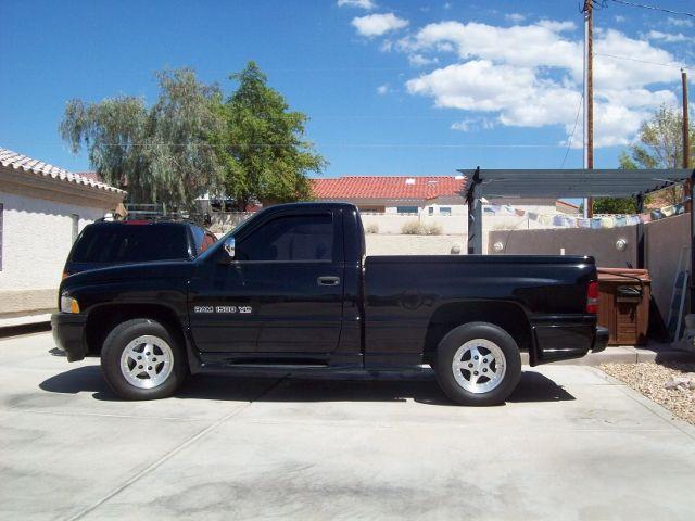 Dodge Ram  Truck Bed