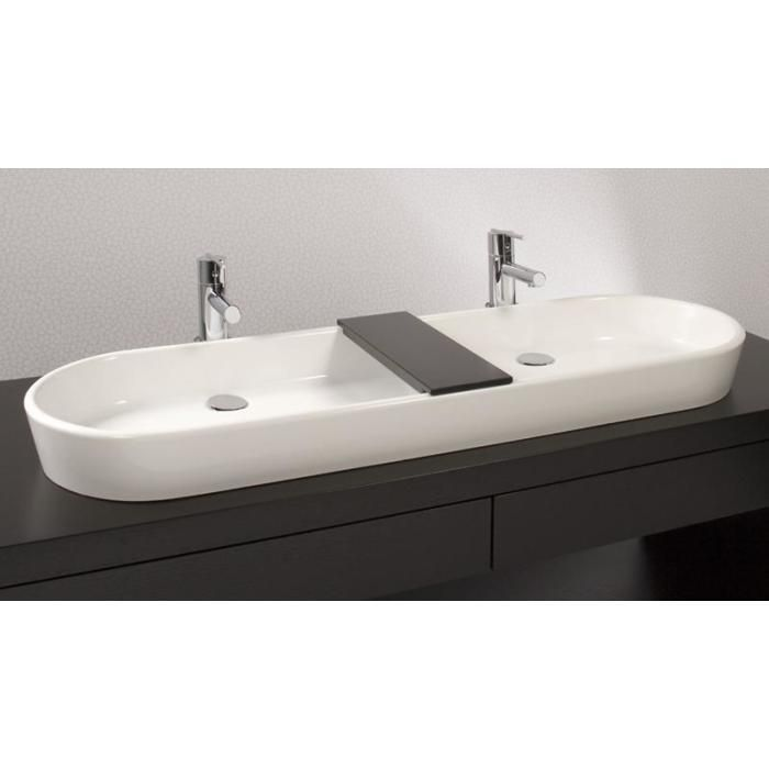 Wetstyle Vov848a Ove Collection Above Counter Vessel Double Trough Sink Bathroom Trends Trough Sink