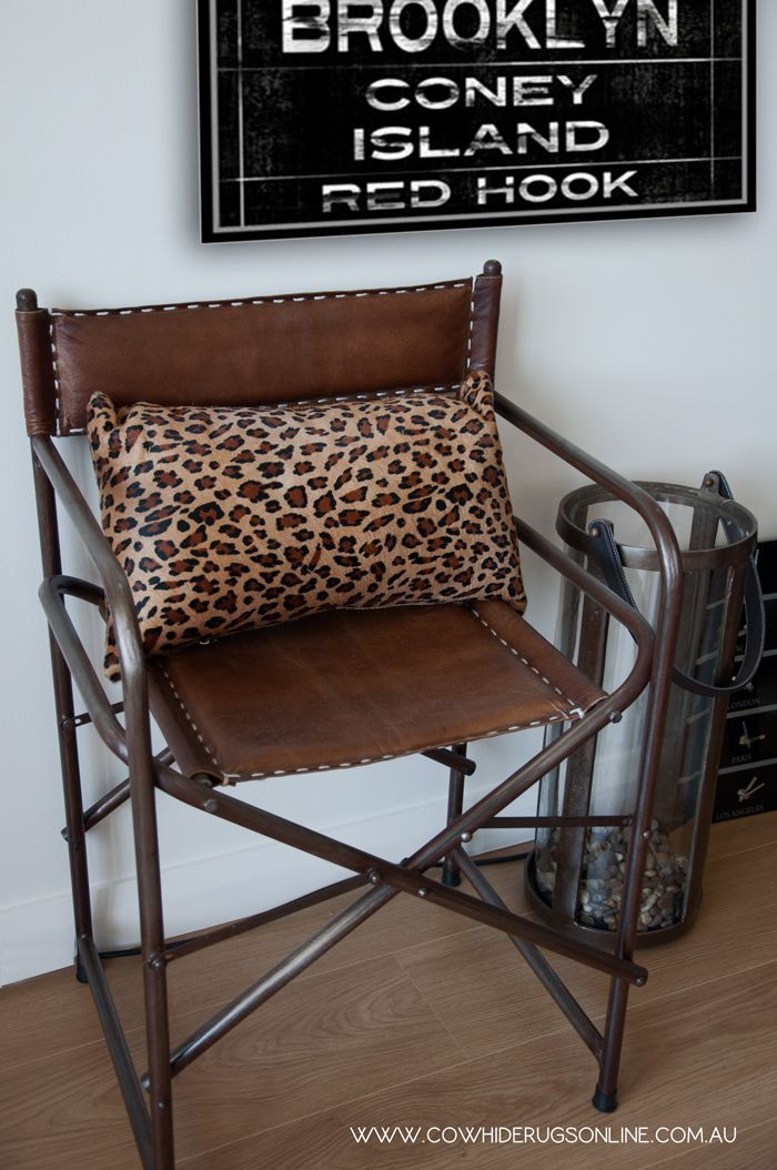 Cowhide Rugs Online Printed Leopard Cushion 159 00 Http Www