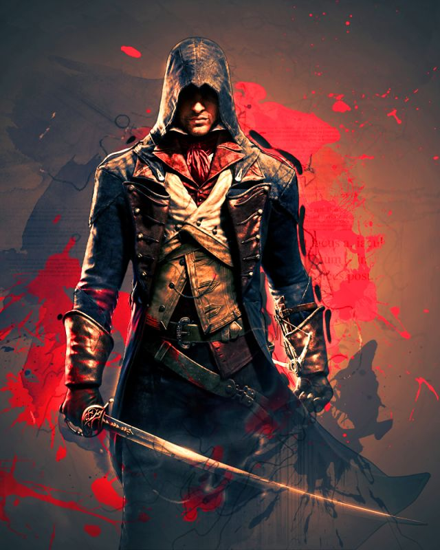 Arno Dorian: Assassin's Creed Unity