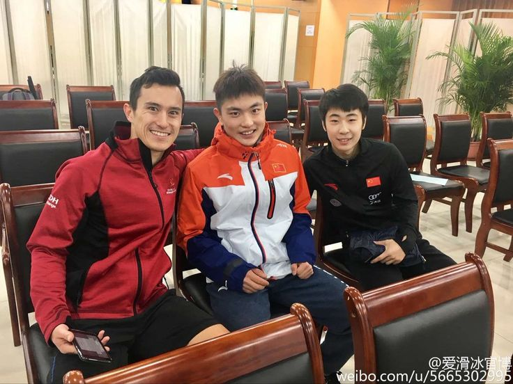 Patrick Chan, Han YAN, Boyang JIN