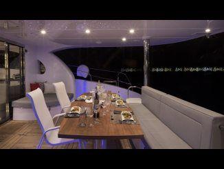 FOREVER | Luxury Catamaran | Power boat | Power catamaran | Sunreef Yachts Charter