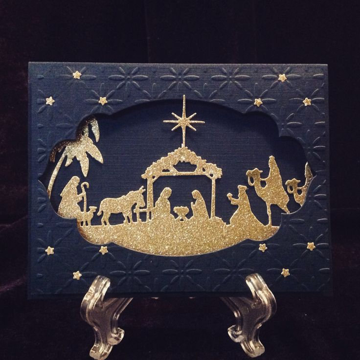 179 Best Cards-Christmas Nativity Cutting Dies Images On