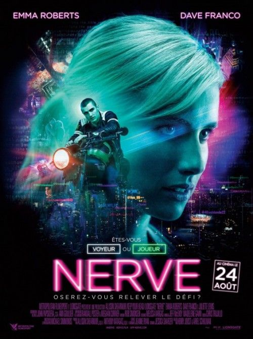 Watch #Nerve Full Movie Online 2016