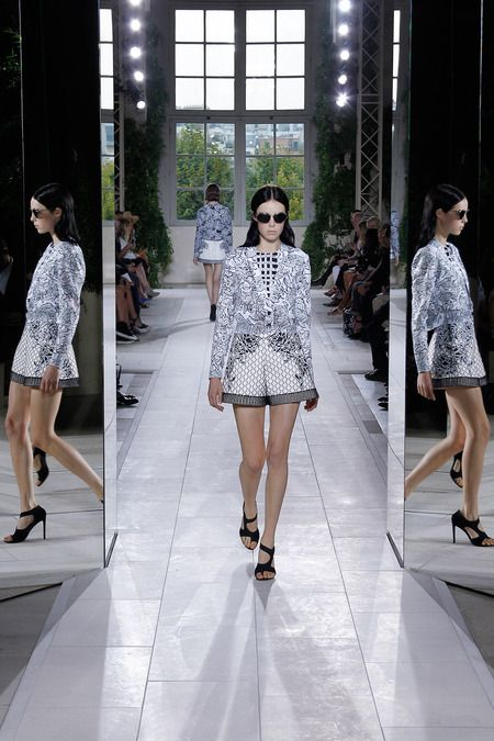 Balenciaga Spring 2014 Ready-to-Wear