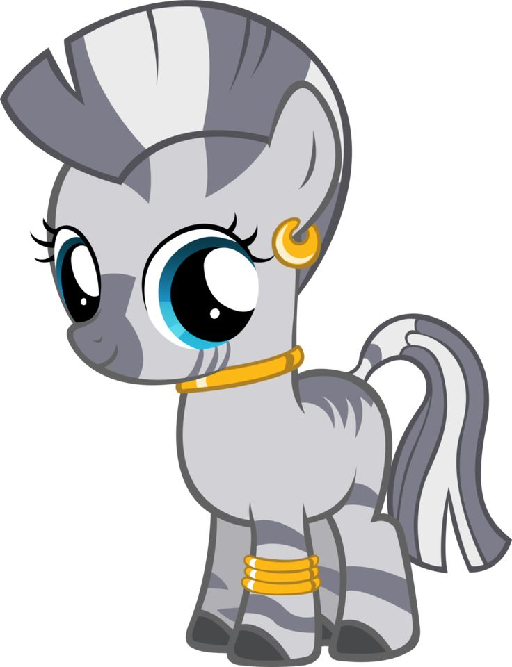 My Little Pony Zecora Coloring Pages : Zecora filly by moongazeponies on deviantart