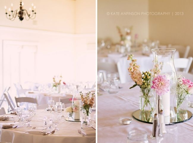 Wedding Reception In Sunset Room