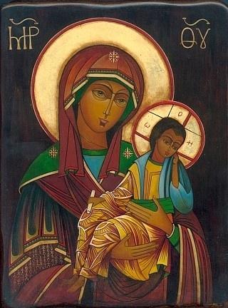 Icone russe religieuse orthodoxe - Trsors de Russie