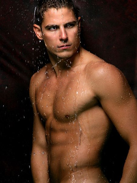 Sean Faris, so that's his name. Just knew him as the very fine guy from…