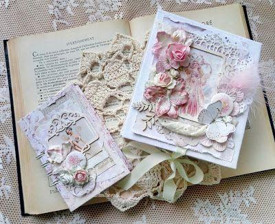 C.h.e.a.p.-art: Вдохновение от ДК. Анна Бережнова: коробочка для девичьих секретов