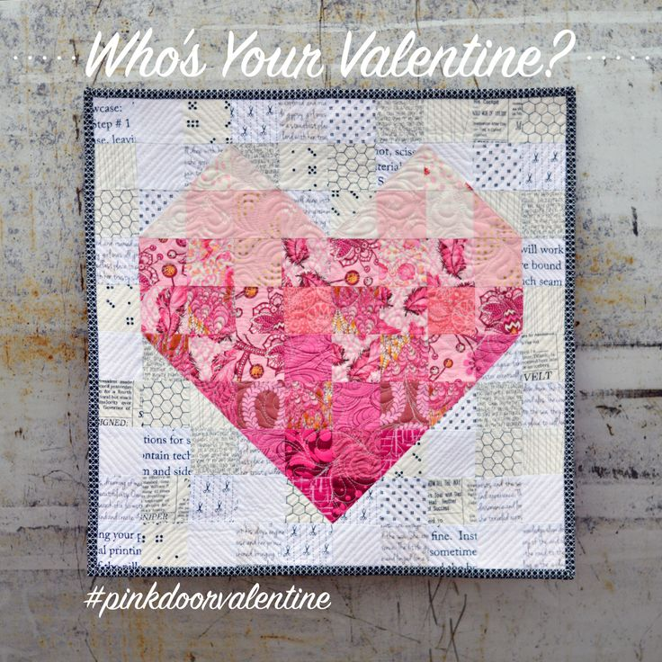 Best 223 Hearts & Valentine quilts ideas on Pinterest | Heart quilts ...