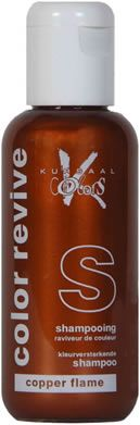 Copper Flame Shampoo for Red Hair