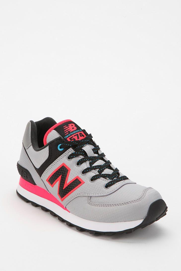 Urban Outfitters - New Balance 574 Windbreaker Running Sneaker