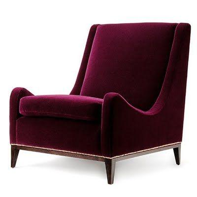 Somerville Scott & Co, The Sloop chair.