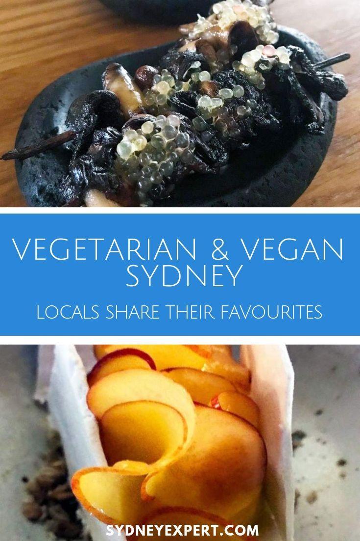 Where To Find Vegetarian Food In Sydney Food Sydney Restaurants Vegetarian Recipes