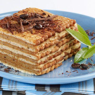 Gâteau de Petit brun, facile et pas cher