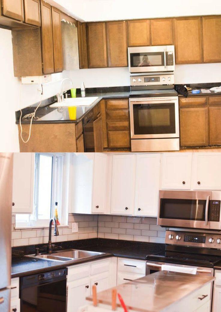 367 best kitchens images on pinterest kitchen makeovers kitchen diy kitchen remodel ideas solutioingenieria Images