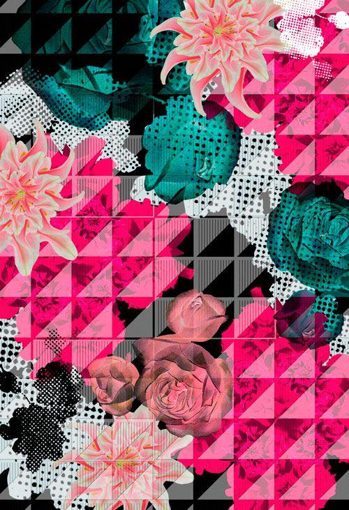 Miriam Castillo, Designer, Spring/Summer Textile Collection