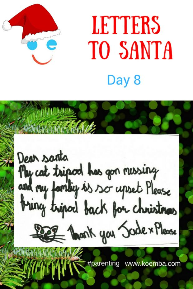 When sad or bad things happen at Christmas. Christmas isn't happy for every family. Helpful advice for parents with love from Santa.  #loveMrsClaus #ChristmasList #Christmas #love #parenting #LettersToSanta