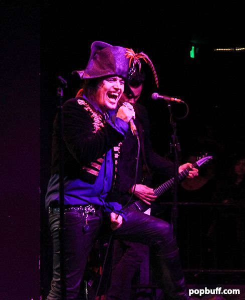 Adam Ant Kings of the Wild Frontier Tour