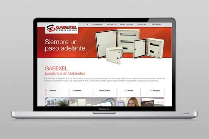 Gabexel / Web