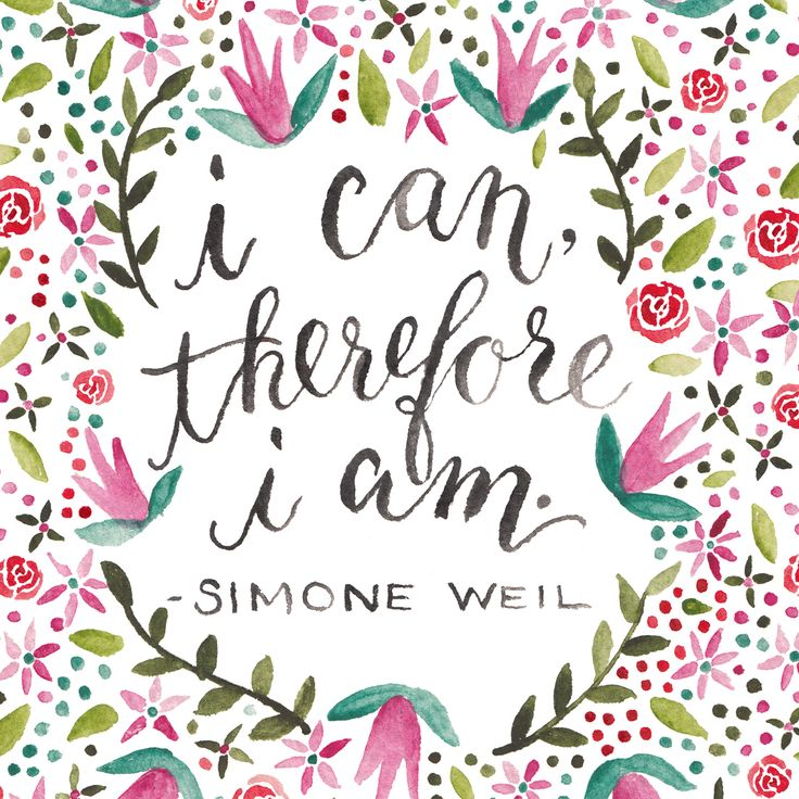 Watercolor lettering is absolutely stunning -- especially when paired with with vibrant flowers and leaves! Pick up some painting tips in this blog post.
