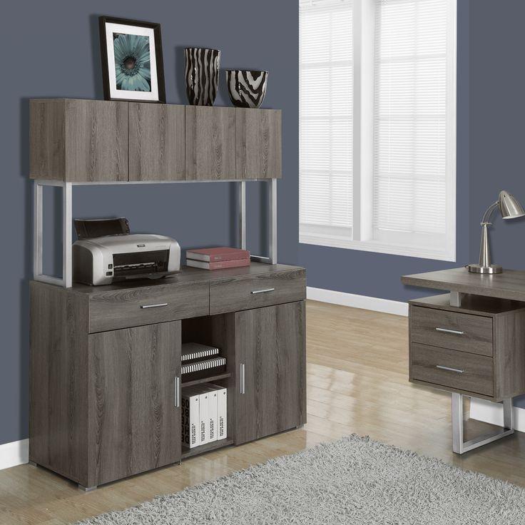 Captivating Lauren Office Storage Credenza #office #bookcase #furniture #modgsi  #storage #book
