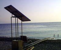 Σπαστικοί... GR !: Ο Σύλλογος Παραπληγικών Αχαΐας ζητά την άμεση τοποθέτηση μηχανημάτων πρόσβασης στις παραλίες