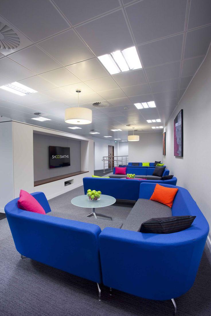 13 best branded receptions images on pinterest office for Interior design agency edinburgh