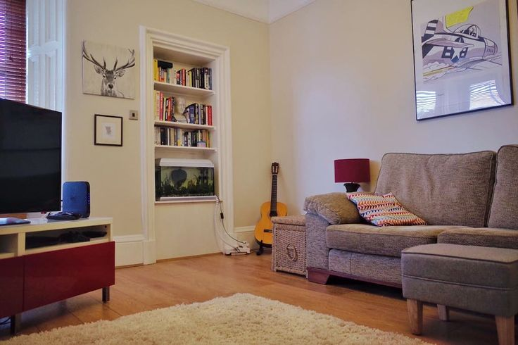 Wohnung in Edinburgh, Vereinigtes Königreich.