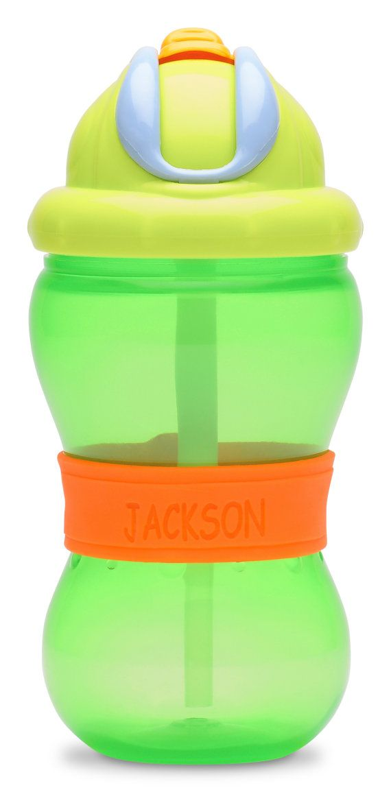Personalized Sippy Cup & Bottle Labels All Star by 3DKoalaLabels