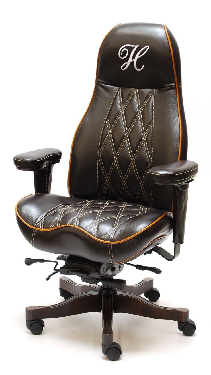 LIFEFORM 2390 HB in Premium Leather