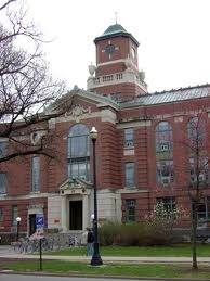 Ramseyer Hall at The Ohio State University - College of Education & Human Ecology