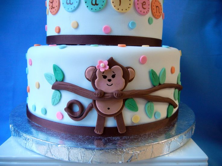 baby showers 2012 -: Baby Monkey, Cakes Ideas, Baby Shower Cakes, Shower 2012, Monkey Cakes, Baby Shower Games, Man Shower, Baby Shower Monkey, Baby Cakes