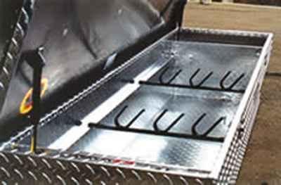 Tool Box Gun Rack Custom Hunting Truck Truck Tool Box