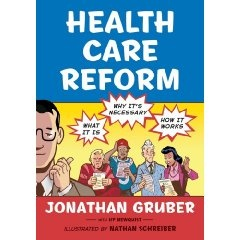 Health Care Reform Comic book - recommend to understand new health care reform