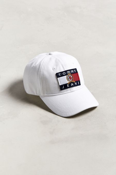 a5682249 Tommy Jeans Flag Baseball Hat | Drip alert in 2019 | Baseball hats ...
