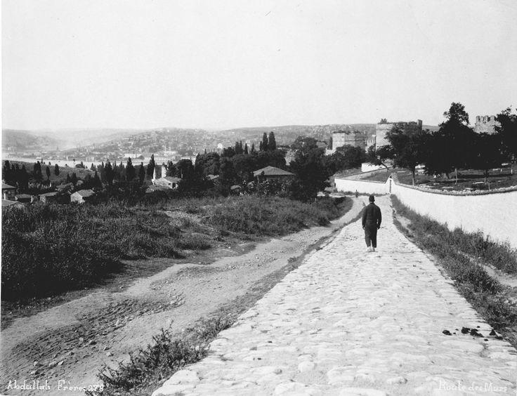 Eğrikapı - Ayvansaray Yolu