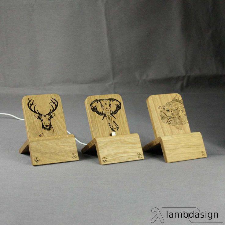 Three animal docks . . Link in my bio  #dockingstation #industrialdesign #productdesign #prototyping #development  #woodworking #handmade #evolution #design #tryanderror  #failfast #bauhaus #holz #holzarbeiten #tischler  #handwerk #sustainability #nachhaltigkeit #ethicallymade #ecofriendly  #nontoxic #naturalproducts #madeingermany #noplastic  #sale #angebot ...............