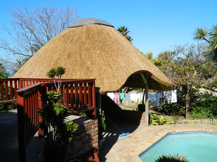 Thatch lapa outdoor entertainment areas available to all designs