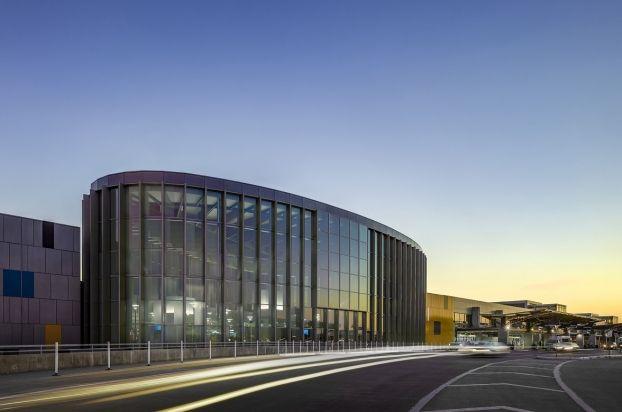 The Hub at Austin Bergstrom International Airport   Austin   United States   Civic Buildings 2016   WAN Awards