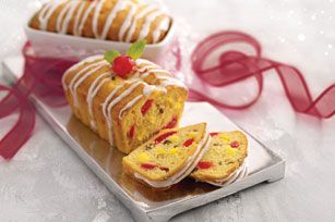 Pineapple & Cherry Nut Mini Loaves recipe - I have to make this one for Dad & Mom. (He loves pineapples.  She loves cherries.)