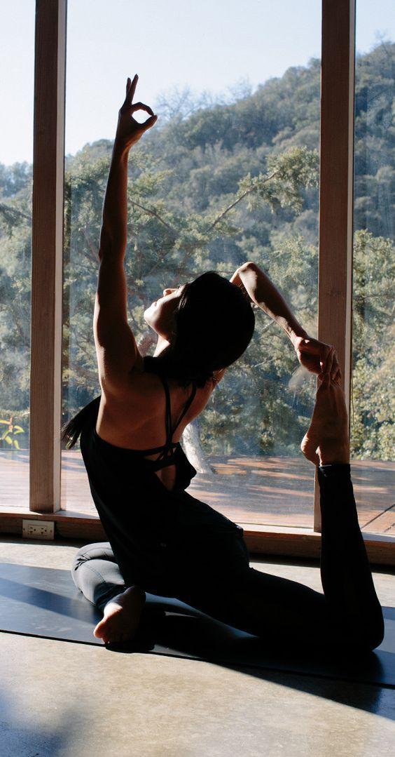 Yoga Stellungen & Übungen Ideen für Yoga Übungen, Anleitung und Stellungen zur Inspiration mit HarmonyMinds