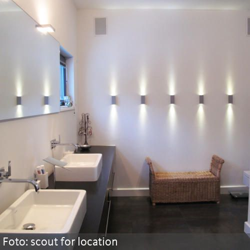 27 best Beleuchtung im Bad images on Pinterest Lighting - bad beleuchtung modern