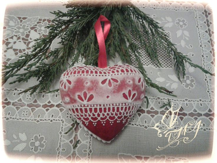 3d lacy heart by TMJcreative