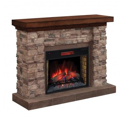 stone electric fireplace suites mantel diy ideas white package