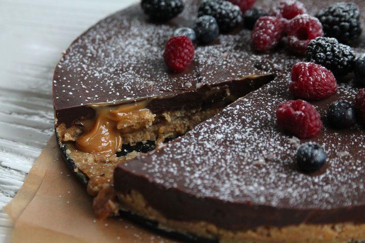 Du sökte efter chokladpaj - Jennys Matblogg
